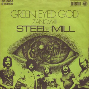 """""""Steel Mill""""_Green eyed Gold"""