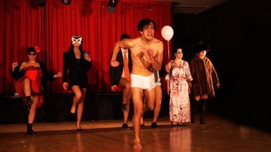 Bailamme di Simone Barraco in scena al Teatro Vascello