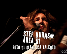 Stef Burns @ Area 51