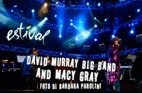 Stomping and Singin' The Blues with the David Murray Big Band and Macy Gray