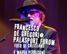 Francesco De Gregori @ Palasport Forum