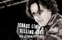 Icarus Line +Killing Joke live @ Orion