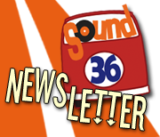 iscriviti alla newsletter di SOund36