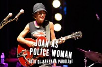Joan As Police Woman – Longlake Festival Lugano
