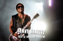 Lenny Kravitz, Moon And Stars – Locarno