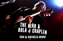 The Niro & Dola J Chaplin @CircoloArtisti