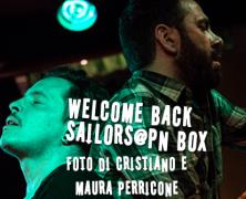 Welcome Back Sailors @ PN Box