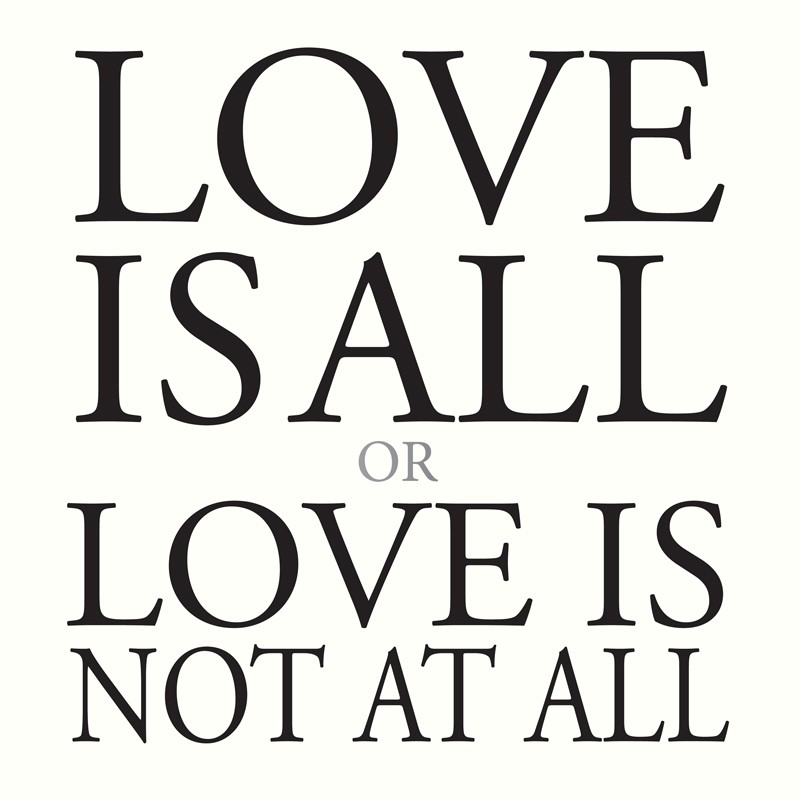 carroll_love_is_all