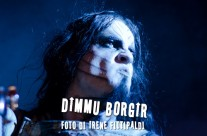 Dimmu Borgir live@ Orion