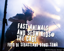 Fast Animals And Slow Kids @ The Cage