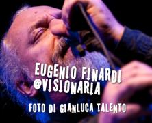 Eugenio Finardi @ Visionaria