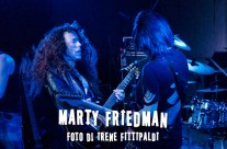Marty Friedman al JAILBREAK