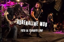Adrenaline Mob live @ Orion Club 20/06/2012
