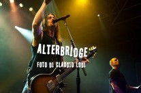 Alterbridge live in Roma 25-10-2011