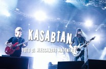 Kasabian Live @ Rock in Roma 18-07-2012