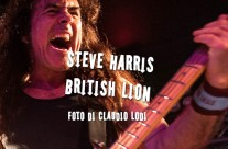 Steve Harris British Lion live @ Orion Live Club 28.02.2013