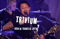 Trivium Live @ Orion Club, Roma 26-06-2012