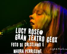 Lucy Rose @ Gran Teatro Geox