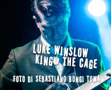 Luke Winslow King @ The Cage