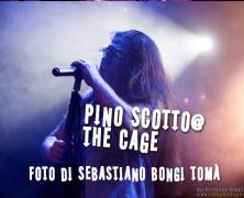 Pino Scotto @ The Cage