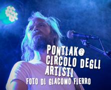 Pontiak @ Circolo Degli Artisti