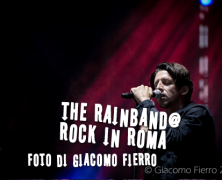 The Rainband @ Rock in Roma