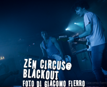 The Zen Circus @ Blackout (RM)
