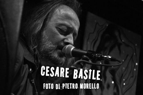 Cesare Basile foto Pietro Morello