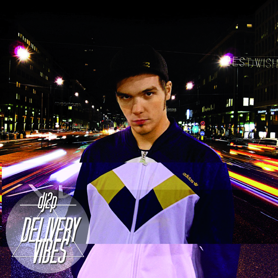 Dj 2p_Delivery Vibes:cover
