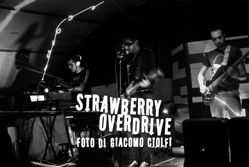 Strawberry Overdrive - foto Giacomo Ciolfi